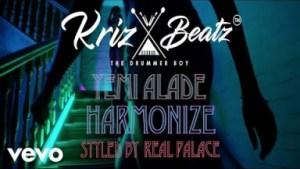 Video: Krizbeatz ft Yemi Alade & Harmonize – 911